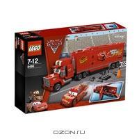 8486 Lego: Трейлер Мака