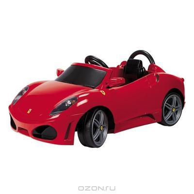 """Детский электромобиль """"Феррари"""", цвет: красный"""