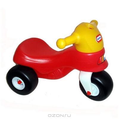 "Мини-мотоцикл ""Little Tikes"", цвет: красный"