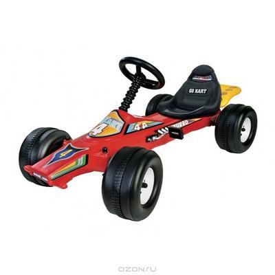 """Детская машина Velarti """"Карт"""", цвет: красный. D102"""