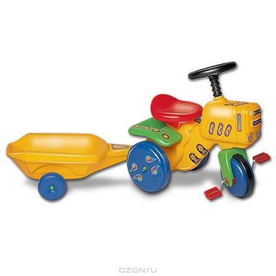"""Детский трактор Velarti """"Дачный"""". D101"""