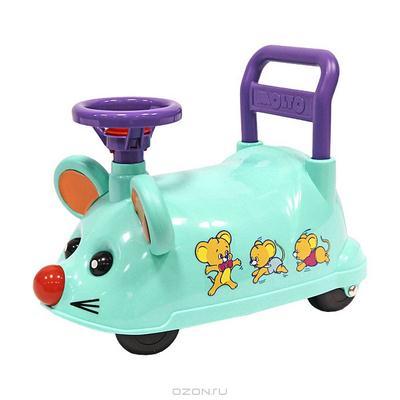 "Детский автомобиль-каталка ""Мышка-шалунишка"""