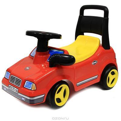 """Детский автомобиль-каталка """"Вихрь"""""""