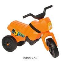 """Детский мотоцикл Веларти """"Мини"""", цвет: оранжевый"""
