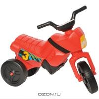 """Детский мотоцикл Веларти """"Мини"""", цвет: красный"""