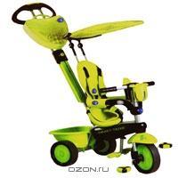 """Трехколесный велосипед """"Smart Trike Zoo. Frog"""", цвет: зеленый"""
