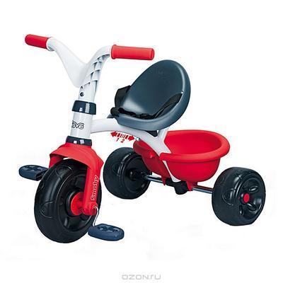 """Трехколесный велосипед Smoby """"Be Move"""", цвет: красный. 444172"""