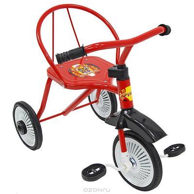 """Трехколесный велосипед """"Дружик"""", цвет: красный"""
