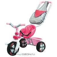 """Трехколесный велосипед """"Baby Balade"""", цвет: розовый"""