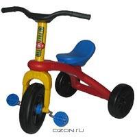 """Детский велосипед Веларти """"Вело-лайт"""", цвет: красно-желтый"""