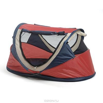 """Палатка детская Deryan """"Летучая забава"""", большая, цвет: красный"""