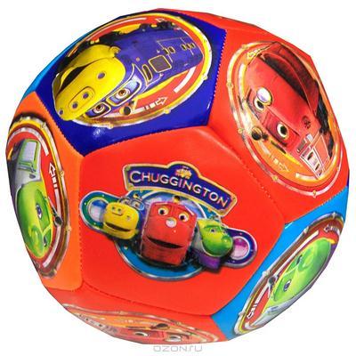 "Мяч мягкий ""Чаггингтон"", 10 см"