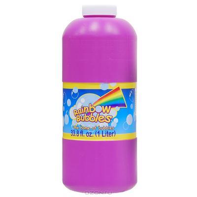 """Мыльные пузыри """"Rainbow Bubbles"""", 1000 мл"""