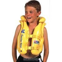 """Жилет для плавания детский """"Deluxe. Step 2″, 50 см х 47 см"""