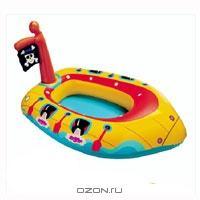 """Надувная лодка """"Пират"""", 119 см х 69 см в ассорт."""