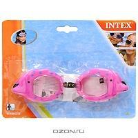 """Очки для плавания Intex """"Fun Goggles"""", в ассортименте"""