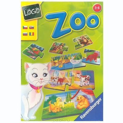 """Настольная игра """"Zoo"""""""