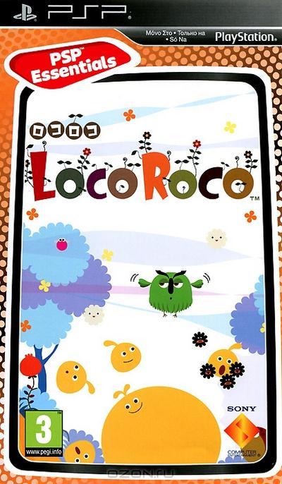 Loco Roco. Essentials (PSP)
