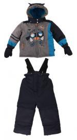 Комплект зимний для мальчика, Peluche et Tartine (Пилуччи и Тартине)