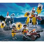 Отряд Рыцарей Льва Playmobil (Плеймобил)