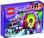 Андреа на сцене Lego Friends (Лего Подружки)