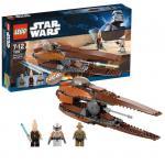 Звёздный истребитель Джеонозианцев Lego Star Wars (Лего Звездные войны)