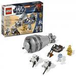 Побег от дроидов Lego Star Wars (Лего Звездные войны)