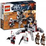 ARC клоны и дроиды-диверсанты Lego Star Wars (Лего Звездные войны)