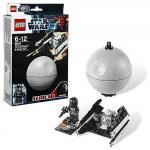 Перехватчик TIE и Звезда Смерти Lego Star Wars (Лего Звездные войны)