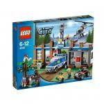 Пост лесной полиции Lego City (Лего Город)