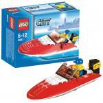 Скоростной катер Lego City (Лего Город)