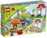 Моя первая модель Lego Duplo (Лего Дупло)