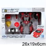 "Робот-трансформер ""Galaxy Defender"" – Ford GT"