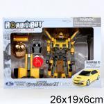 """Робот-трансформер """"Galaxy Defender"""" – Mitsubisi Motors"""