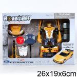 """Робот-трансформер """"Galaxy Defender"""" – Corvette"""