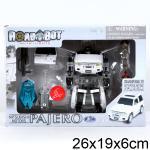"Робот-трансформер ""Galaxy Defender"" – Mitsubishi Pajero"