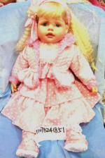 Кукла Карапуз Бонни виниловая, озвученная, с чипом