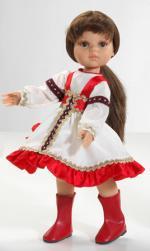 Кукла Катя. Paola Reina (Паола Рейна)