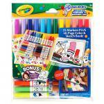 Набор для рисования с мини-фломастерами Crayola (Крайола)