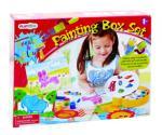 Игровой набор для рисования красками с палитрой Playgo (Плейго)