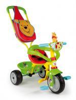 Трехколесный велосипед Be Fun Confort Winnie, Smoby (Смоби)