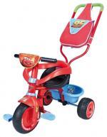 Трехколесный велосипед Be Fun Confort Cars, Smoby (Смоби)