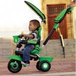 Велосипед 3-колесный Люкс 3в 1 Smart Trike (Смарт Трайк)