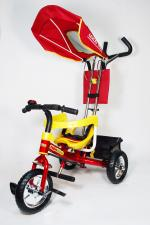 Детский трехколесный велосипед Lexus NeoTrike (Лексус Трайк) красный