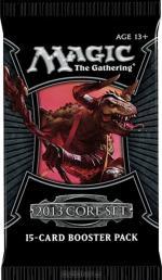 Magic the Gathering: Базовый Выпуск 2013. Бустер из 15 карт