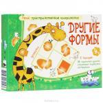 """Домино """"Другие формы"""""""