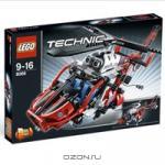 8068 Lego: Спасательный вертолет