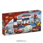 5829 Lego: Пит-стоп