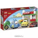 5818 Lego: Итальянский городок Луиджи