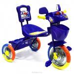 """Трехколесный велосипед """"Good"""", цвет: синий"""